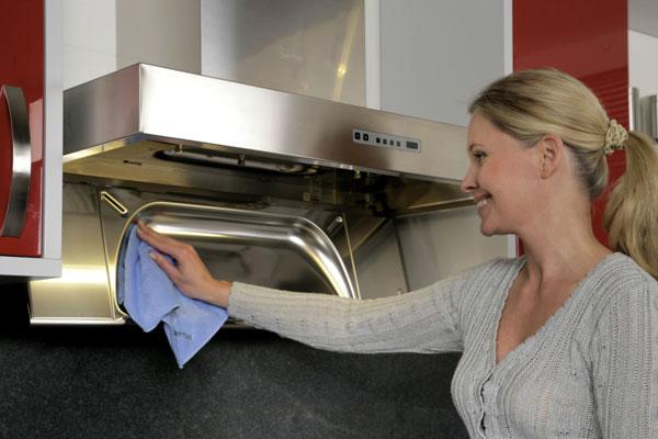 Как в домашних условиях очистить вытяжку от жира