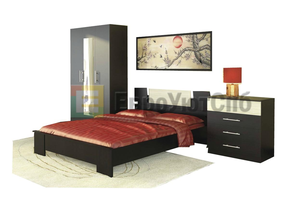 модульная спальня оливия от производителя Stolline купить недорого в