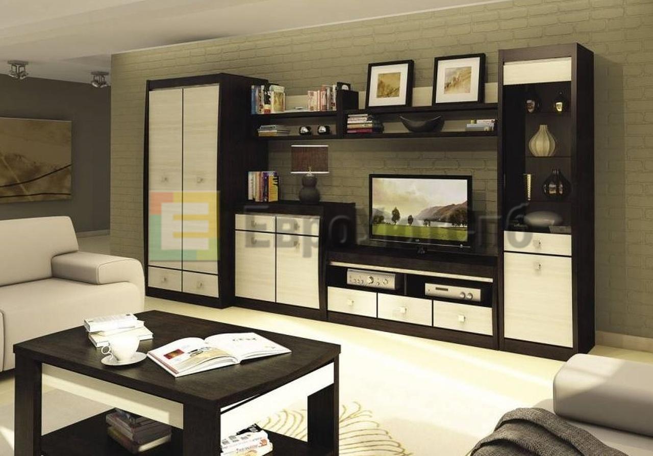 модульная стенка для гостиной ксено купить в санкт петербурге